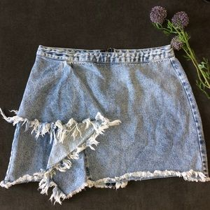Dresses & Skirts - Denim Skirt
